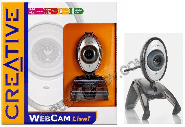 Description creative webcam live for Live camera website
